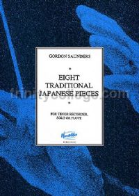 Eight Traditional Japanese Pieces