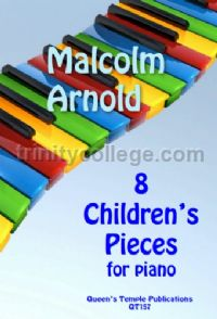 8 Children's Pieces for Piano