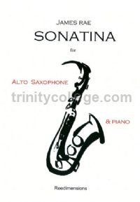 Sonatina for alto saxophone & piano