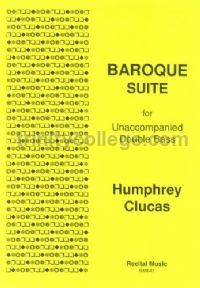 Baroque Suite for unaccompanied double bass
