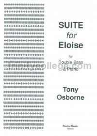 Suite for Eloise for double bass & piano