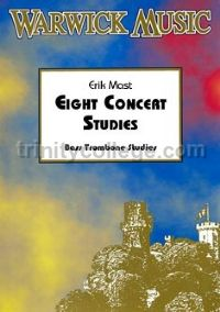 8 Concert Studies for Solo Bass Trombone