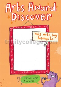 Arts Award Discover Arts Log - Pack Of 5