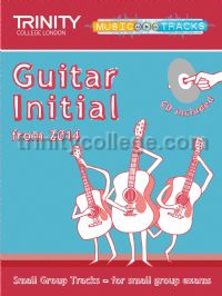 Small Group Tracks - Guitar Initial Track (+ CD)