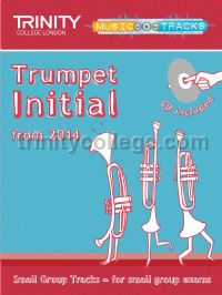Small Group Tracks - Trumpet Initial Track (+ CD)