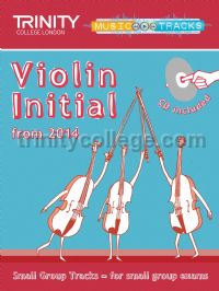 Small Group Tracks - Violin Initial Track (+ CD)