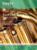 Bass Clef Brass Scales & Exercises from 2015
