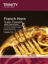 French Horn Scales & Exercises from 2015
