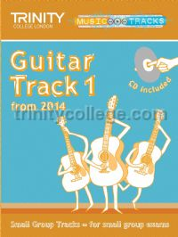 Small Group Tracks - Guitar Track 1 (+ CD)