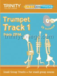 Small Group Tracks - Trumpet Track 1 (+ CD)
