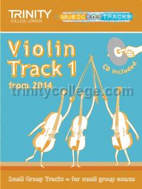 Small Group Tracks - Violin Track 1 (+ CD)