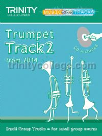 Small Group Tracks - Trumpet Track 2 (+ CD)