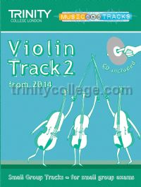 Small Group Tracks - Violin Track 2 (+ CD)