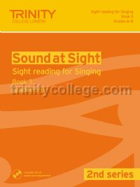 Sound at Sight (2nd Series) Singing Book 3, Grades 6-8