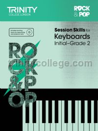 Rock & Pop Session Skills for Keyboards, Initial–Grade 2 (+ CD)