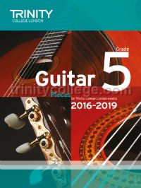 Guitar Exam Pieces Grade 5 2016-2019