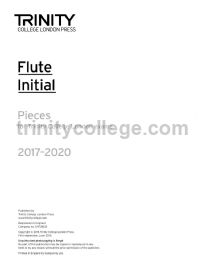 Flute Exam Pieces Initial, 2017–2020 (part only)