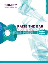 Raise the Bar Guitar (Book 2) Grades 3-5