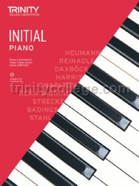 Piano Exam Pieces & Exercises 2018–2020 - Initial (with CD & teaching notes)