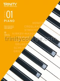 Piano Exam Pieces & Exercises 2018–2020  - Grade 1 (with CD & teaching notes)