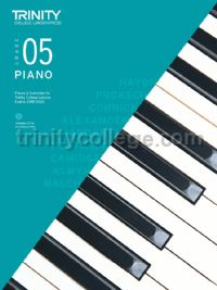 Piano Exam Pieces & Exercises 2018–2020 - Grade 5 (with CD & teaching notes)