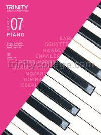 Piano Exam Pieces & Exercises 2018–2020 - Grade 7 (with CD & teaching notes)