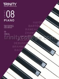 Piano Exam Pieces & Exercises 2018–2020 - Grade 8 (with CD & teaching notes)