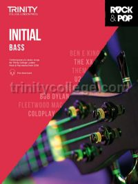 Trinity Rock & Pop 2018 Bass Initial
