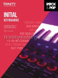 Trinity Rock & Pop 2018 Keyboards Initial