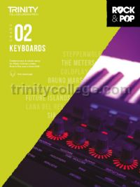 Trinity Rock & Pop 2018 Keyboards Grade 2
