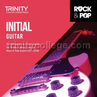Trinity Rock & Pop 2018 Guitar Initial (CD Only)