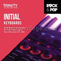Trinity Rock & Pop 2018 Keyboards Initial (CD Only)