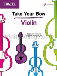 Take Your Bow Violin