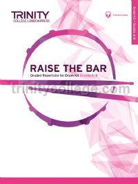 Raise the Bar Drum Kit Grades 6–8