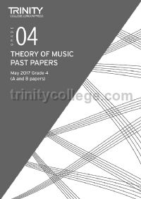 Theory of Music Past Papers May 2017 Grade 4