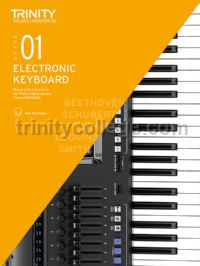 Electronic Keyboard Exam Pieces & Technical Work 2019–2022: Grade 1