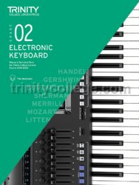 Electronic Keyboard Exam Pieces & Technical Work 2019–2022: Grade 2
