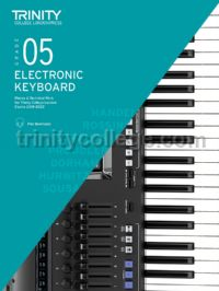 Electronic Keyboard Exam Pieces & Technical Work 2019–2022: Grade 5