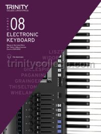 Electronic Keyboard Exam Pieces & Technical Work 2019–2022: Grade 8