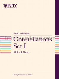 Constellations Set I (Violin & Piano)