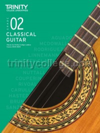 Classical Guitar Exam Pieces 2020-2023: Grade 2