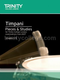 Timpani Pieces & Studies Grade 1-5