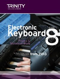 Electronic Keyboard Exam from 2013 – Grade 8