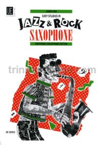 Easy Studies in Jazz & Rock Saxophone
