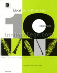 Take Another Ten for Clarinet