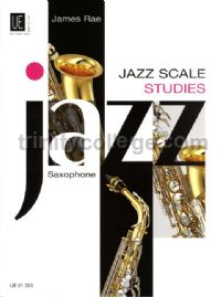Jazz Scale Studies for Saxophone