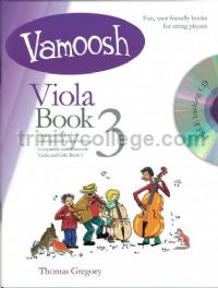 Vamoosh Viola Book 3 (+ CD)