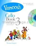 Vamoosh Cello Book 3 (+ CD)