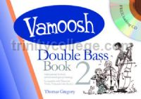Vamoosh Double Bass Book 2 (+ CD)