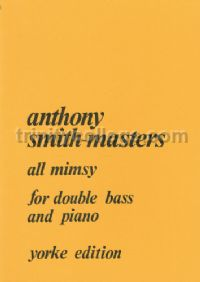 All Mimsy for double bass & piano